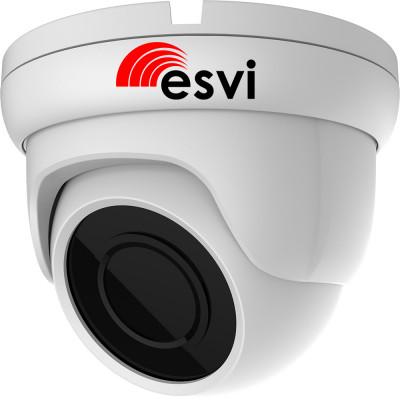 EVL-DB-H21F купольная уличная 4 в 1 видеокамера, 1080p, f=2.8мм