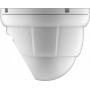 EVC-DB-SE20-P/M/C купольная уличная IP видеокамера, 2.0Мп, f=2.8мм, POE, микрофон, SD