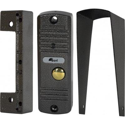 EVJ-BW6(s) вызывная панель к видеодомофону, 600ТВЛ, цвет серебро